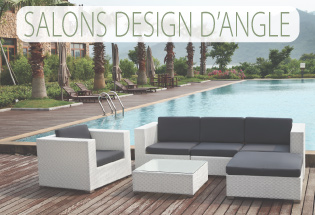 Salons Design en angle