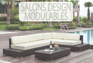 Salons Design modulables